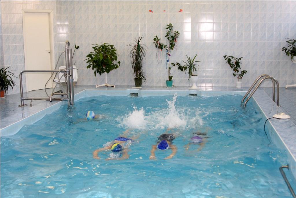 Центр реабилитации для детей в озерках с бассейном